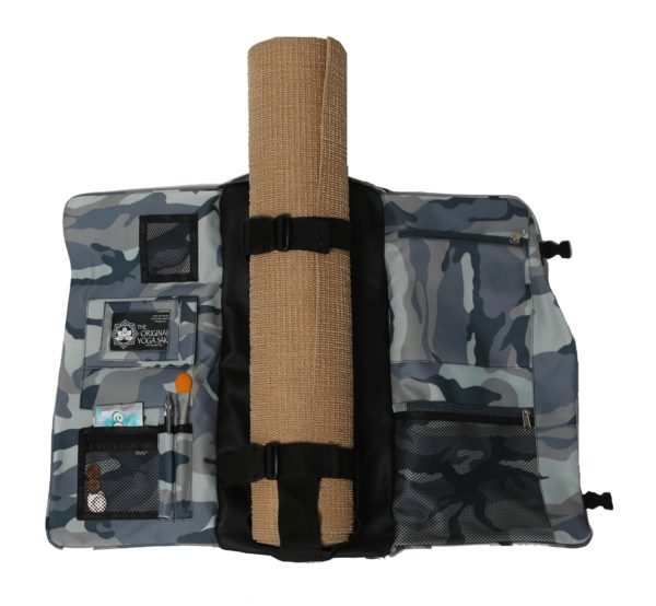 The Yoga Sak Lite - Camo Open View